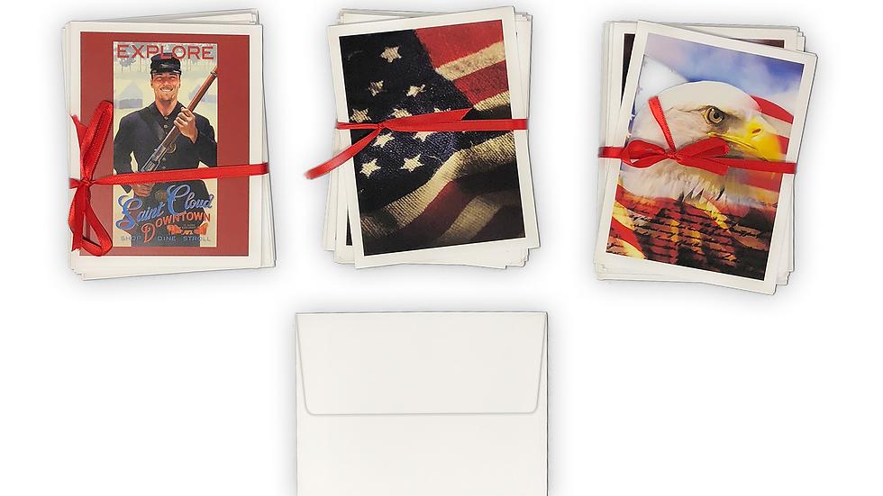 Note Cards & Envelopes (7pk)