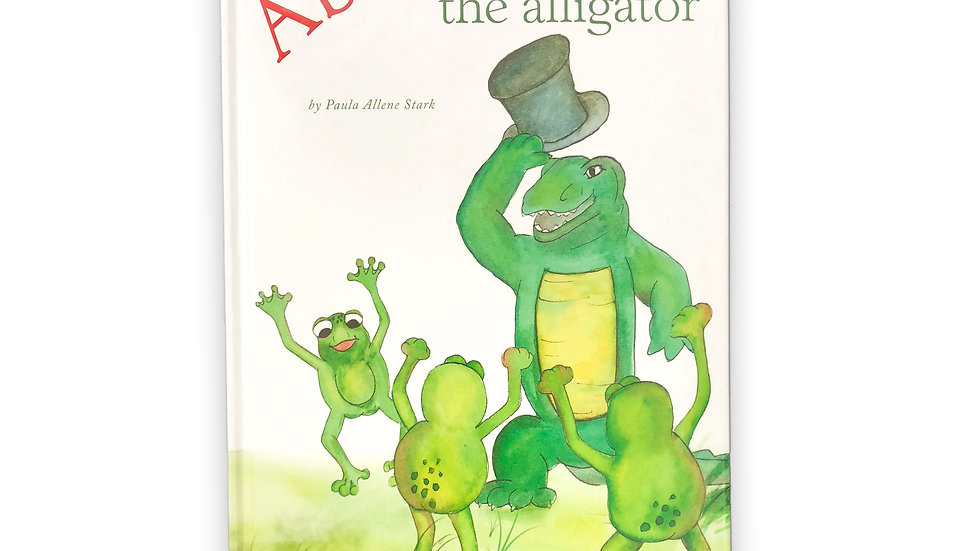 Abraham the Alligator - Paula Stark