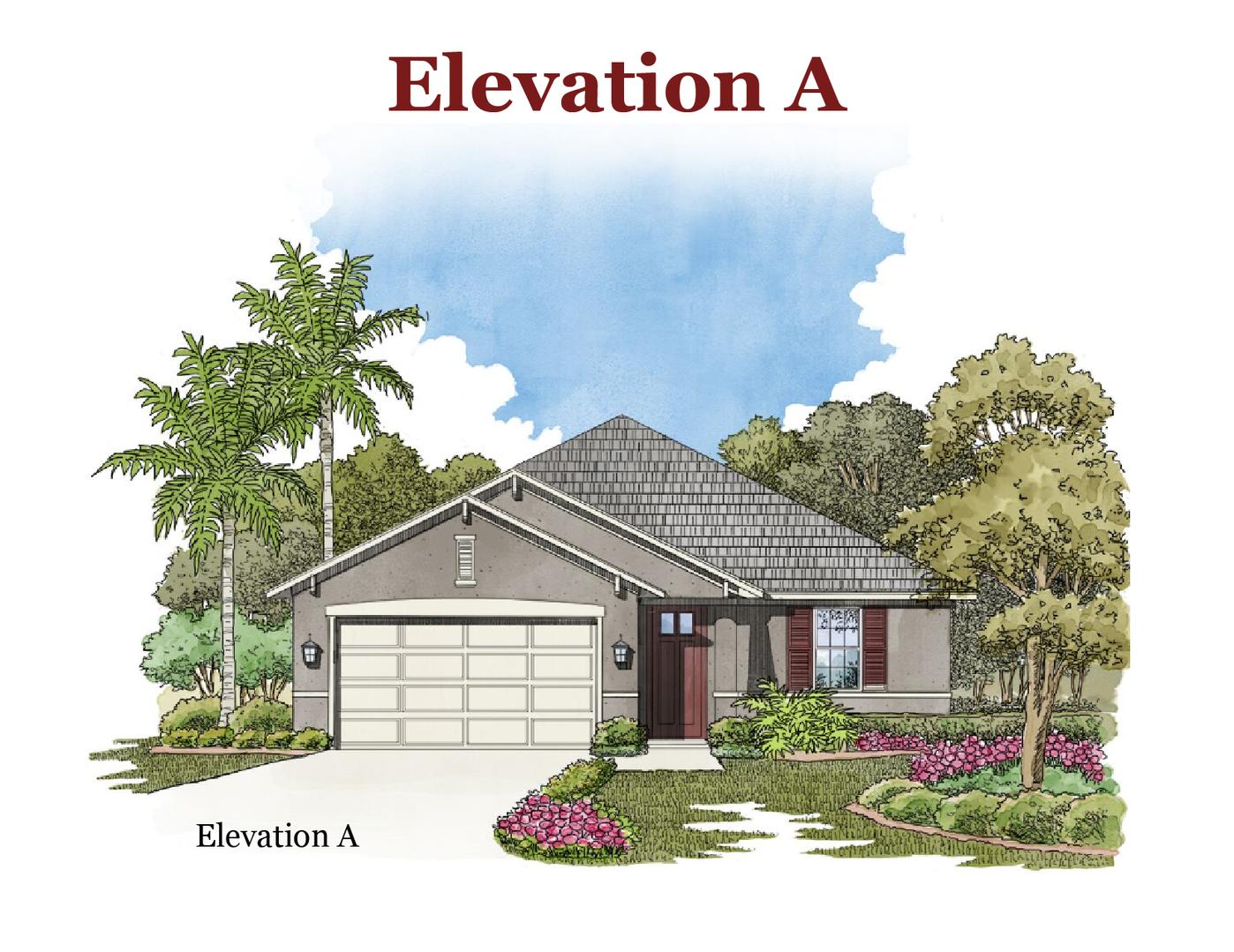 Tomoka Elevation A