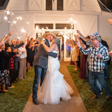 White Wedding, Cody Adkins Creations Wed
