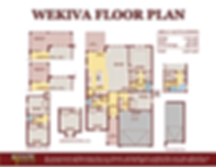 Wekiva Floor Plan Home For Sale St. Cloud Florida