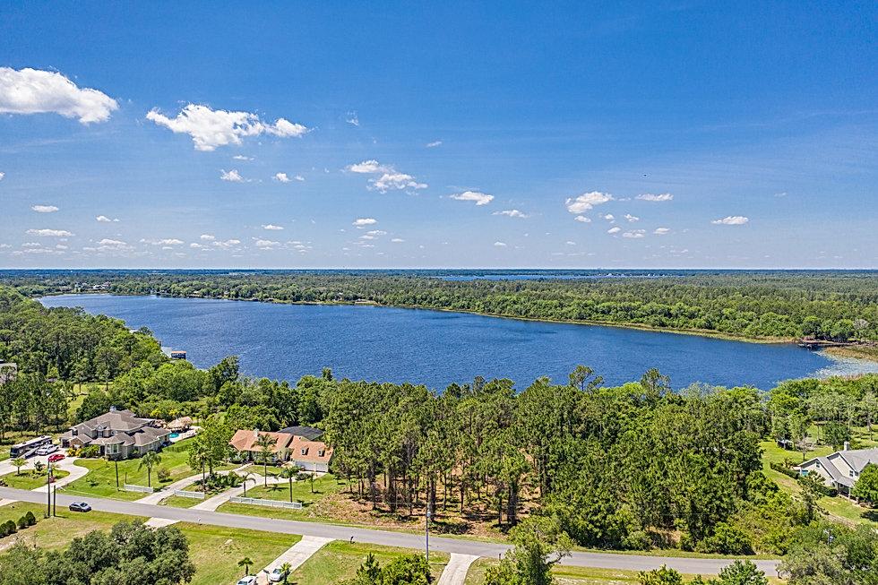 Bay Lake Land For Sale St. Cloud Florida