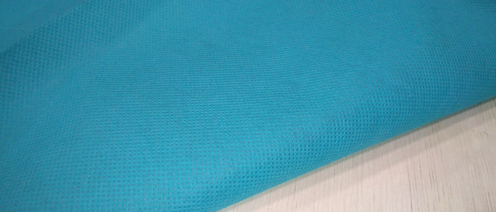 Tejido TNT azul 1m ancho