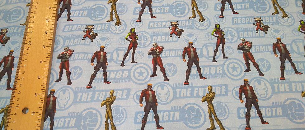 Algodón Marvel 1