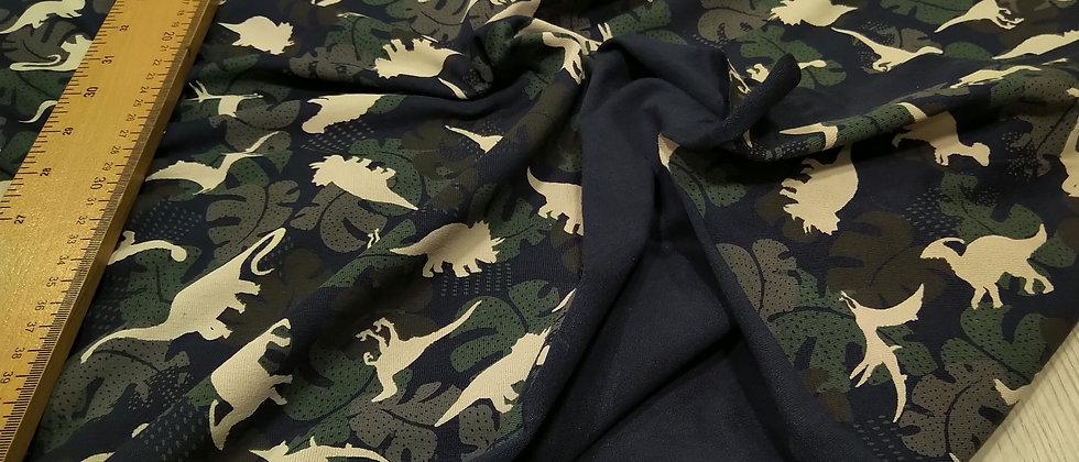 Punto de camiseta dinosaurios