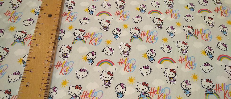 Algodón Hello Kitty