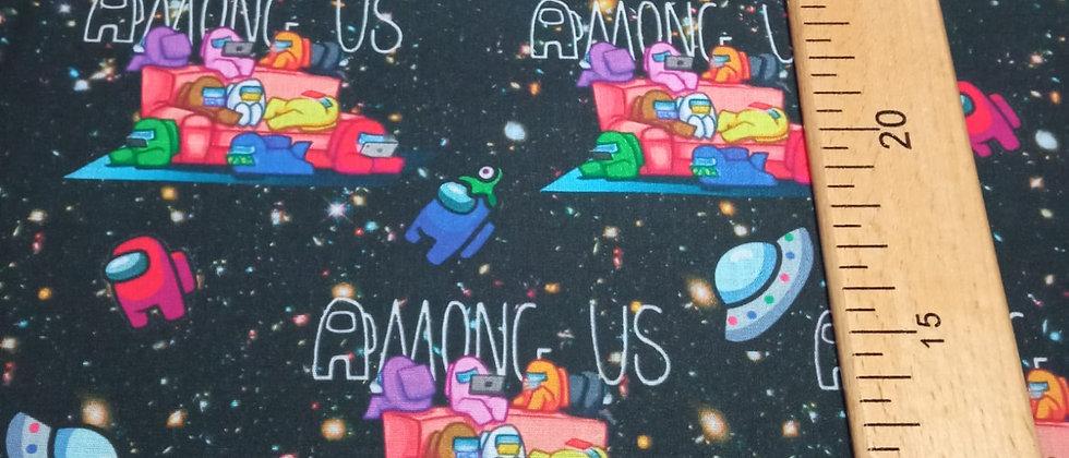Among Us sofa algodón