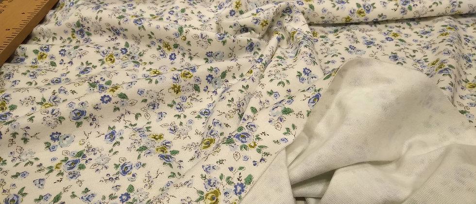 Punto de camiseta flower 2