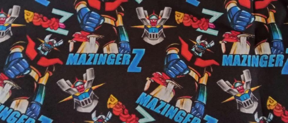 Retal algodón 33x48cm Mazinger Z 2