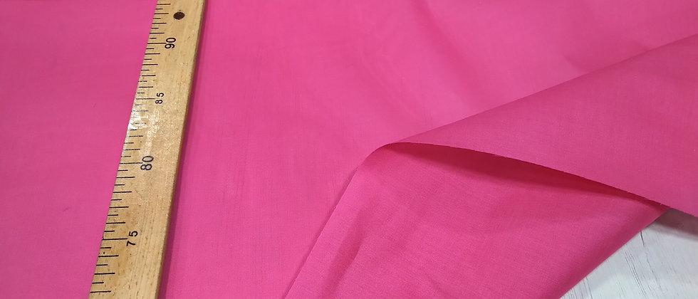 Algodón rosa fucsia