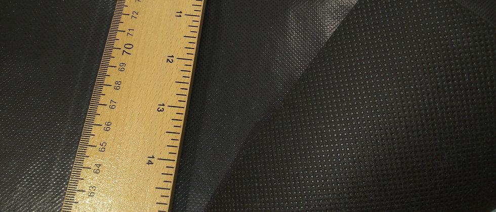 Tejido TNT negro con capa impermeable 31cm ancho