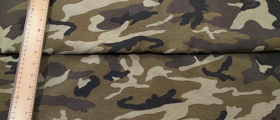 Loneta camuflaje 2.80m ancho