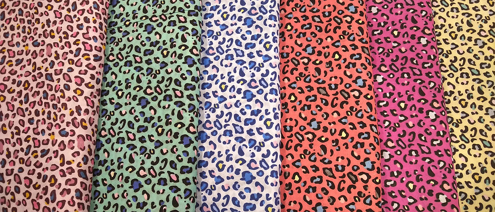 Animalprint leopardo
