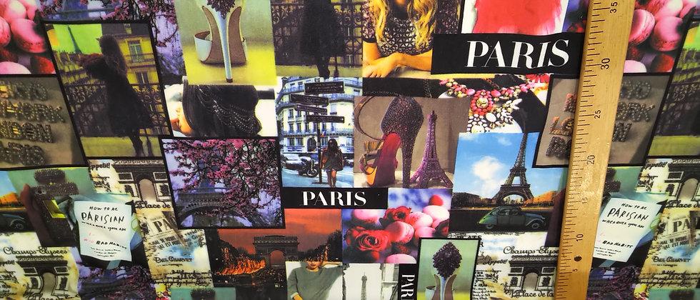 Terciopelo Paris