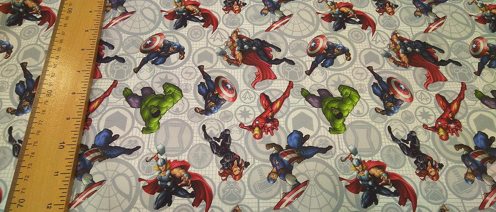 Algodón Marvel 2