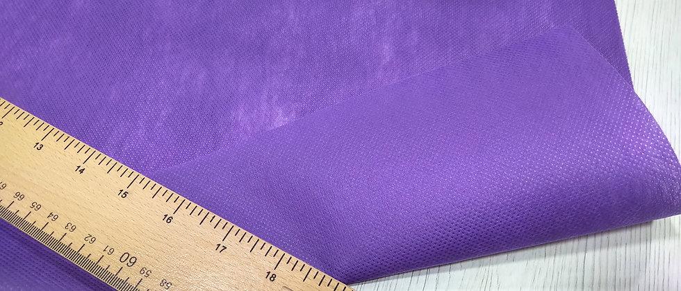 Tejido TNT lila - 42cm ancho