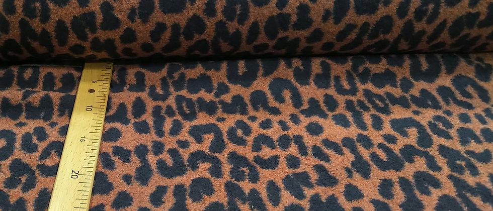 Polar leopardo anaranjado