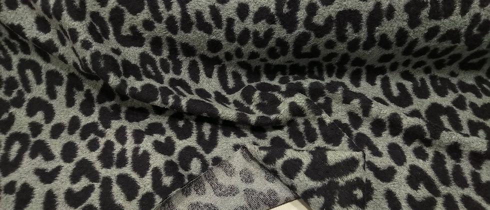 Polar animalprint gris