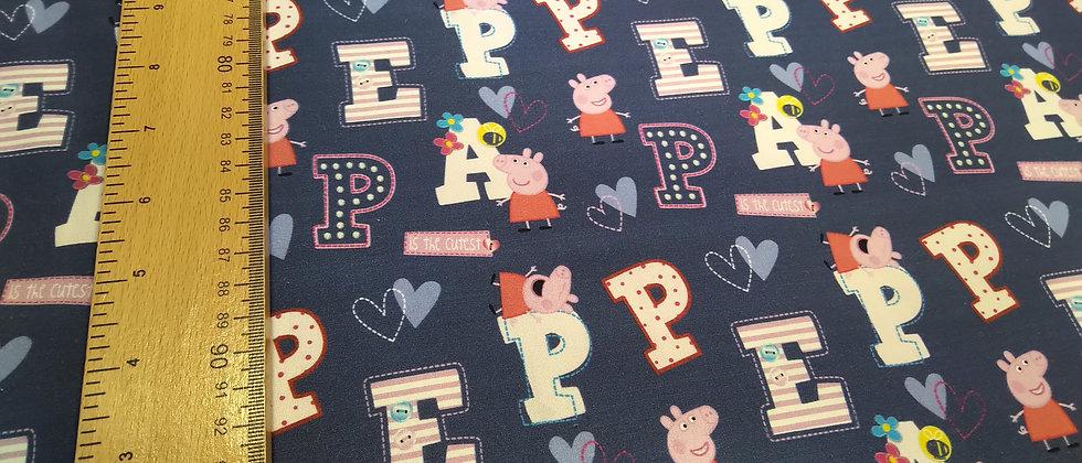 Peppa Pig Algodón