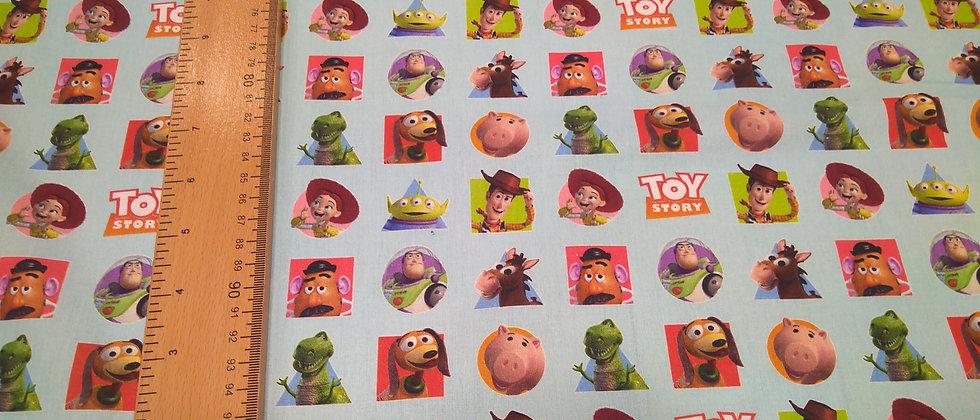 Algodón Toy Story