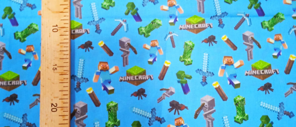 Algodón Minecraft