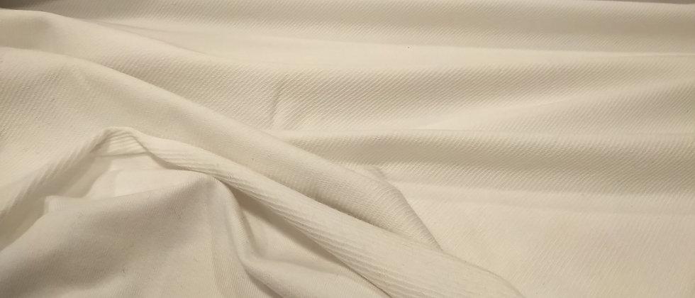 Punto de sudadera blanca 2m ancho