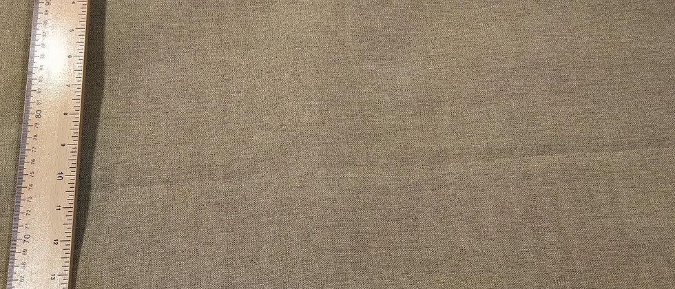 Loneta lisa cobre amarronado 2.80m ancho