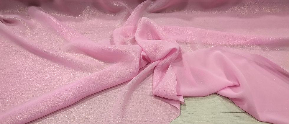 Seda rosa claro
