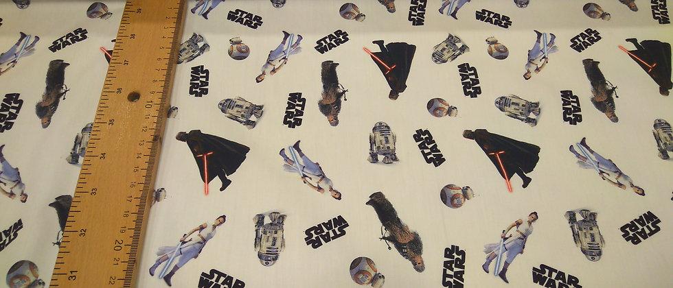 Algodón Star Wars 1