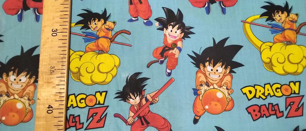 Algodón Dragon Ball Z