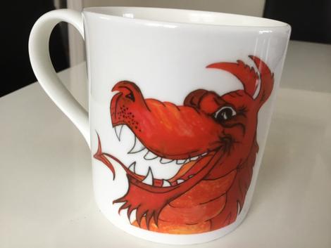 Welsh Inspired Mug