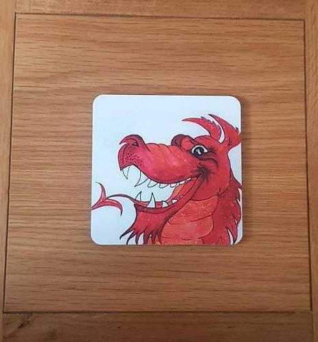 Welsh Inspired Coaster