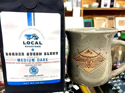 Border Queen Coffee
