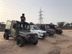 Off-Roading Team