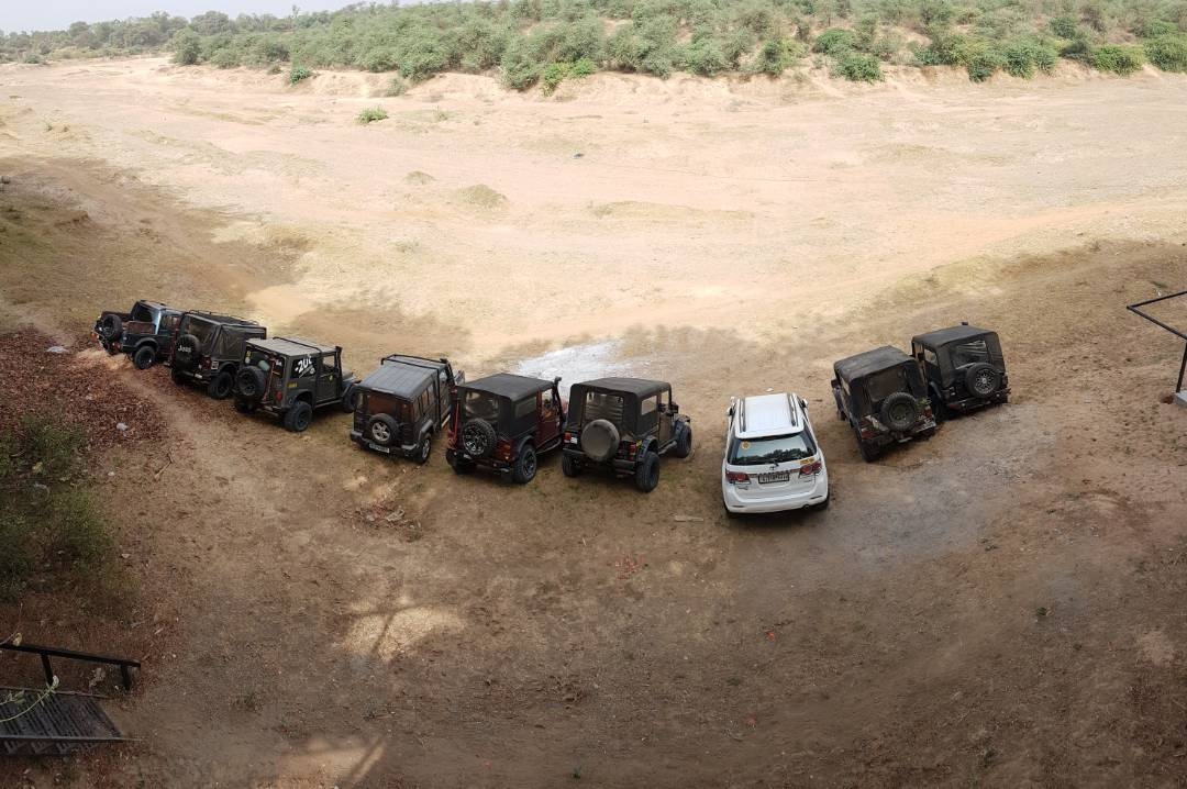 Off-Roading Team