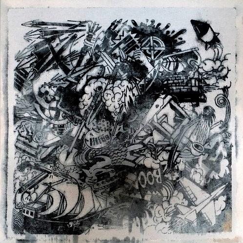Dead Painting N°001036