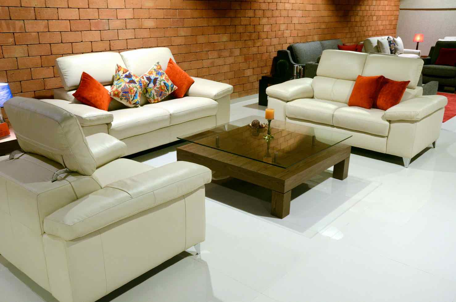 Bolivia Sofa range