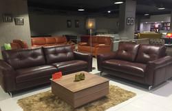 Massimo Full Leather set