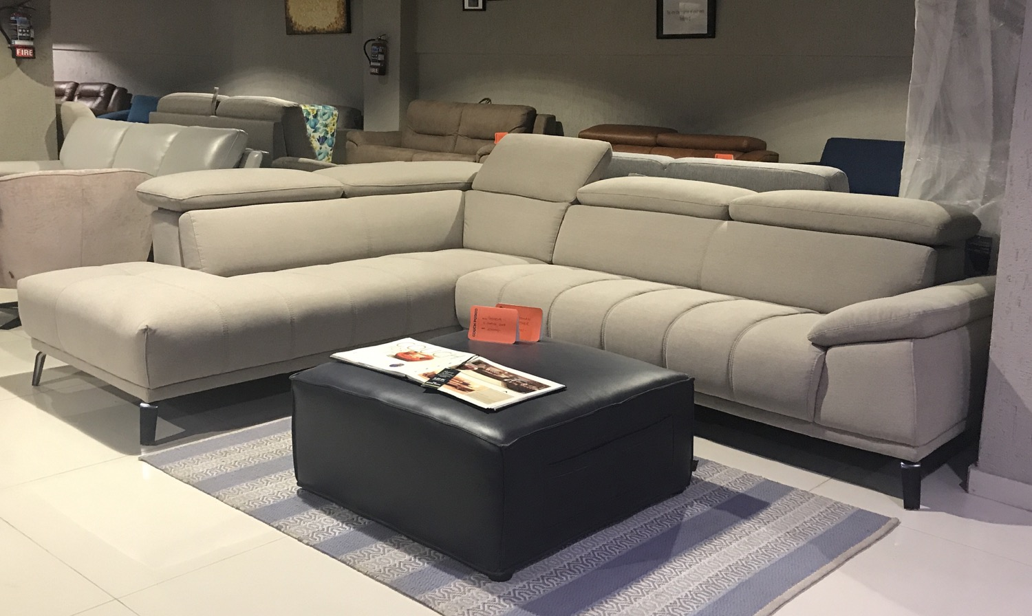 Geneva Sectional
