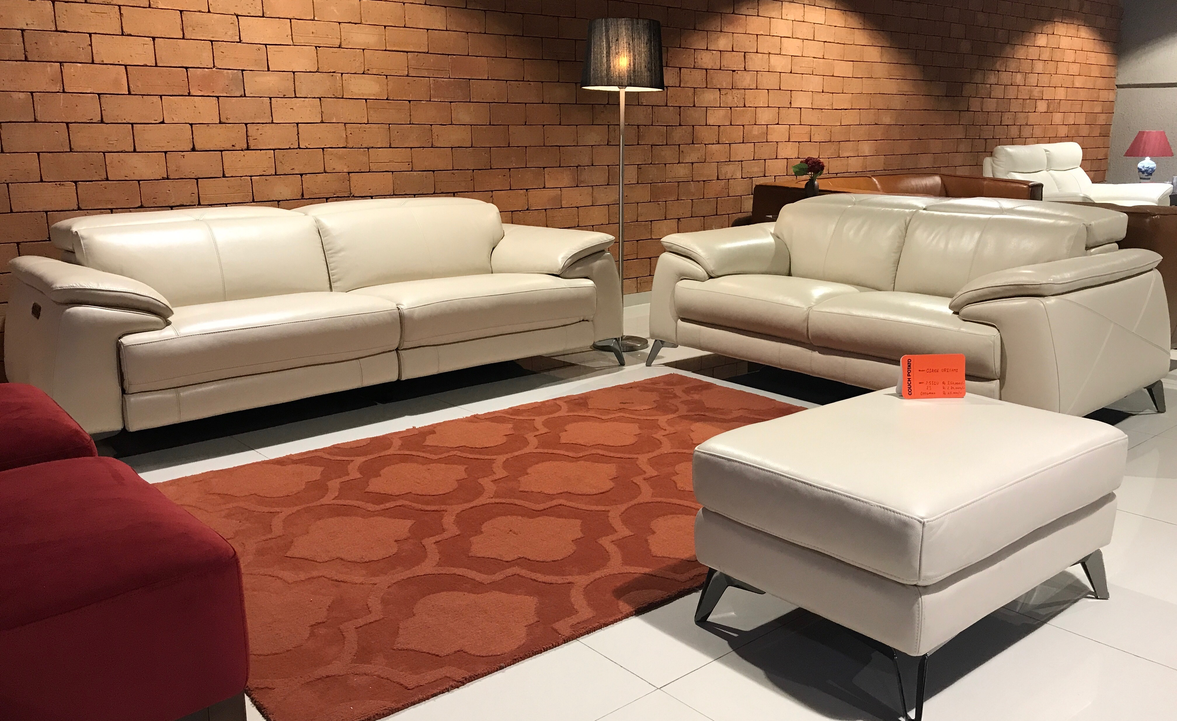 Osaka Premium Sofa Set