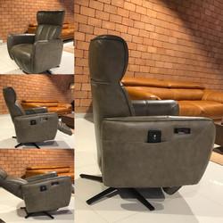 Sicily - double motor recliner