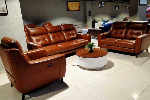Sierra 3S3U & 2S - recliner sofa set