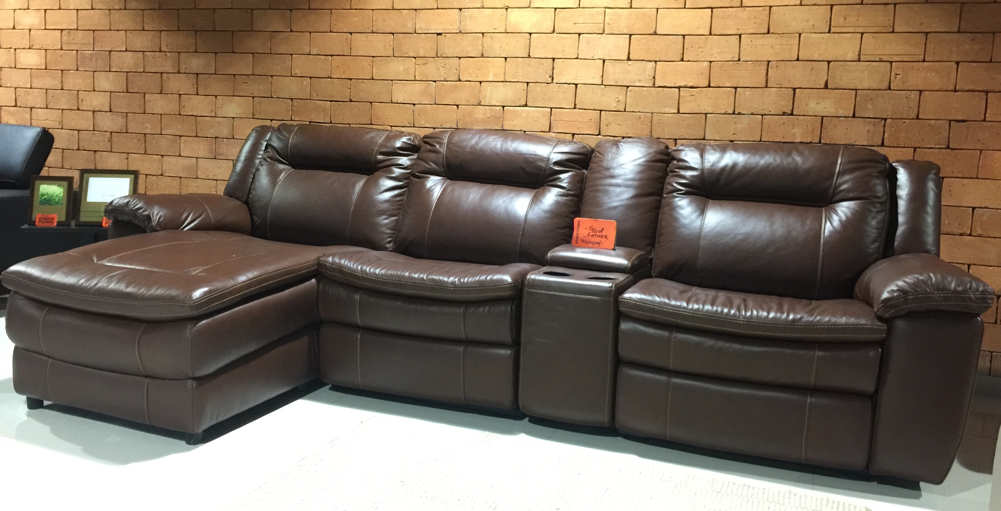Godfather Sectional