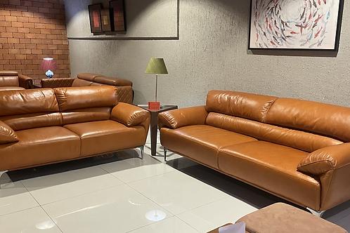 Verona Premium Leather Sofa