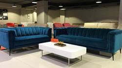 Cambridge - Fabric sofa set
