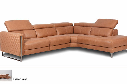 Jaguar - Sectional 1 recliner