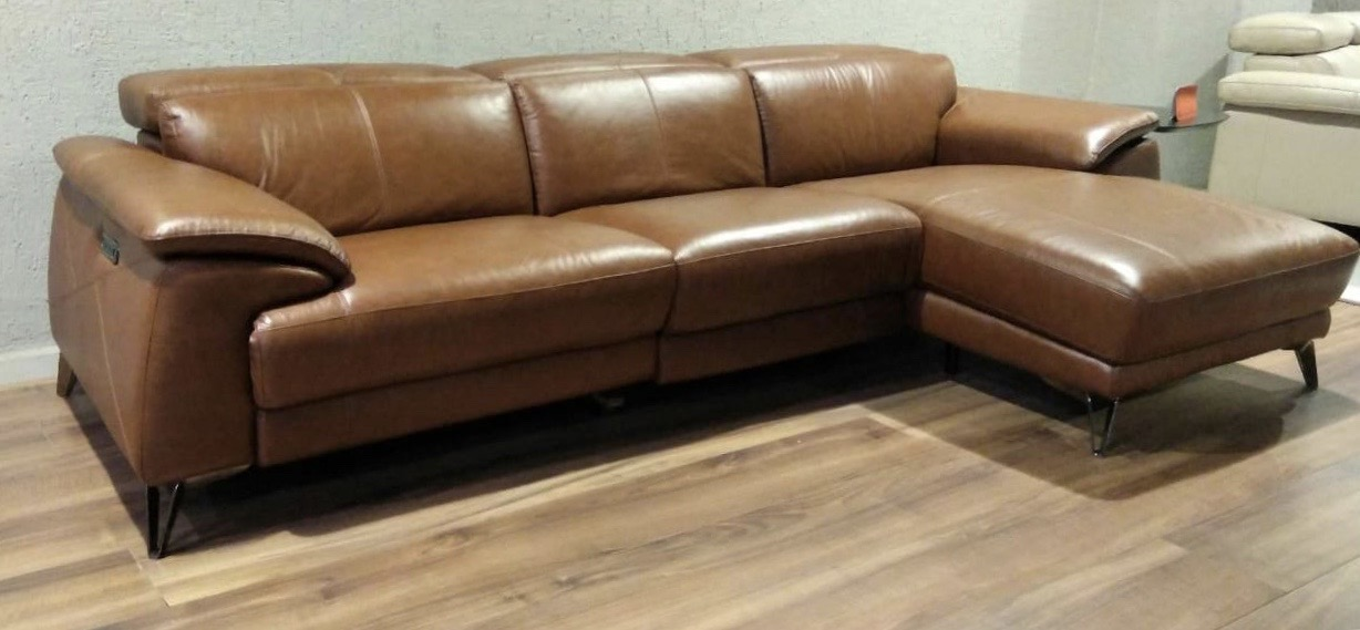 Osaka Sectional with recliners
