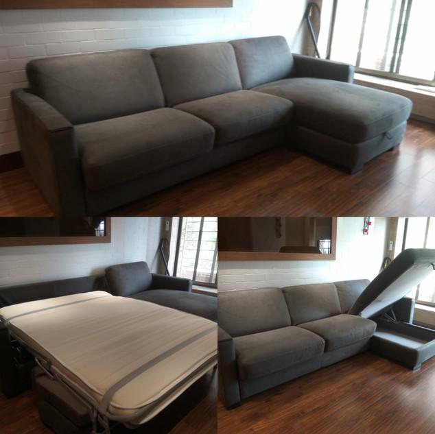 Rangoon Sectional Sofa bed