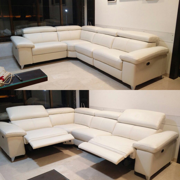 Bolivia Sectional 7 by 10 ft.