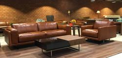 Rio Sundown - Premium Leather Sofa